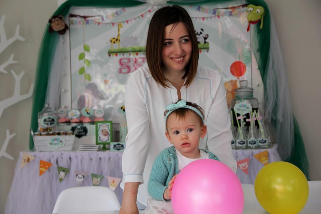 Doğum günü organizasyonu bebek