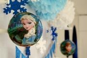 Frozen temalı parti Ankara - Bulut Parti