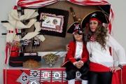 Korsan temalı çocuk doğum günü partisi Ankara - Bulut Parti